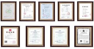 拓普联合电力设备生产厂家荣誉