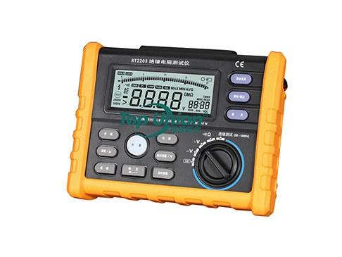 RT2203/RT2205绝缘电阻测试仪