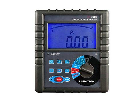 RT3000数字式接地电阻测试仪