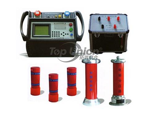 CVT检验用变频谐振升压装置