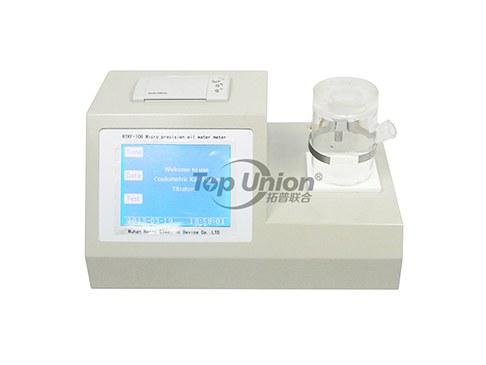 RTKF-106型微量水分自动测定仪