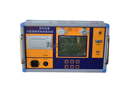 RTRX-II容性设备介质损耗带电测量系统
