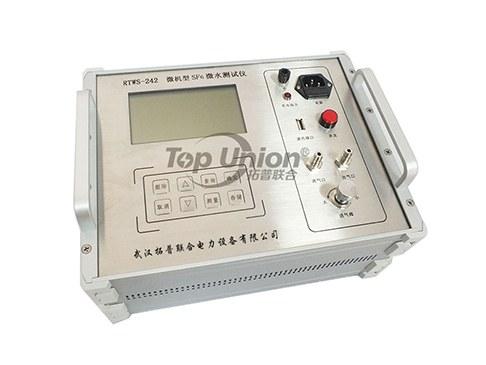 RTWS-242 SF6微水测量仪