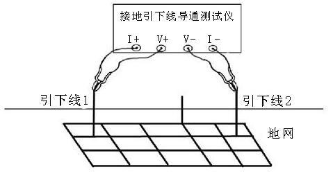 四端子接线图