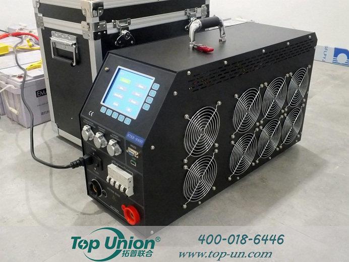 电池组放电测试,最大放电电流达到120a,可以满足多种电压;支持恒流,恒