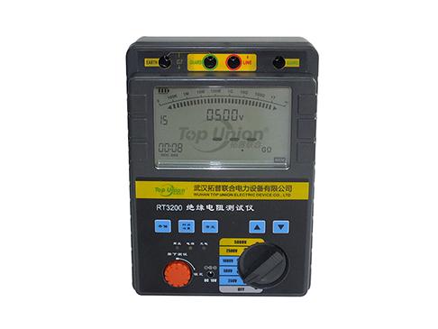 RT3200数显绝缘电阻测试仪