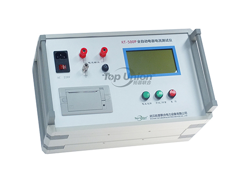 RT-500P全自动电容电流测试仪