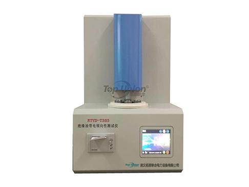 RTYD-T385变压器油带电度测量装置