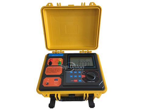 RT2580接地电阻・土壤电阻率测试仪